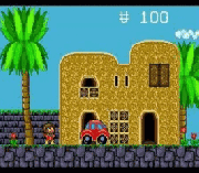 Play Alex Kidd in Enchanted Castle Online