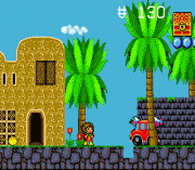 Play Alex Kidd in the Enchanted Castle Online