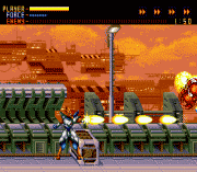 Play Alien Soldier Online