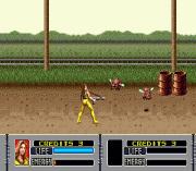 Play Alien Storm Online