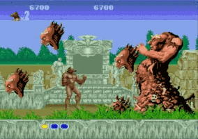 Play Altered Beast Online