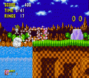 Play Amy Rose in Sonic the Hedgehog Online