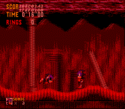 Play An Ordinary Sonic ROM Hack (beta) Online