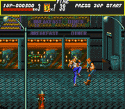 Play Bare Knuckle – Ikari no Tetsuken – Streets of Rage Online