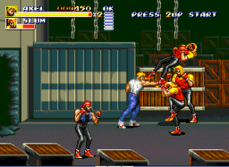 Play Bare Knuckle III (english translation) Online