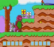 Play Barney's Hide and Seek Game Online