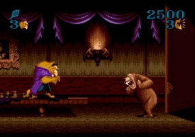 Play Beauty & the Beast Roar of Beast Online