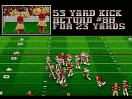 Play Bill Walsh College Football '95 Online