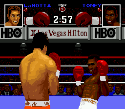 Play Boxing Legends of the Ring Online