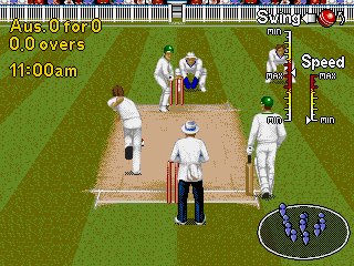Play Brian Lara Cricket 96 (April 1996) Online