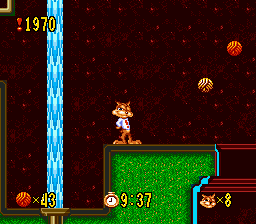 Play Bubsy in Claws Encounters of the Furred Kind Online