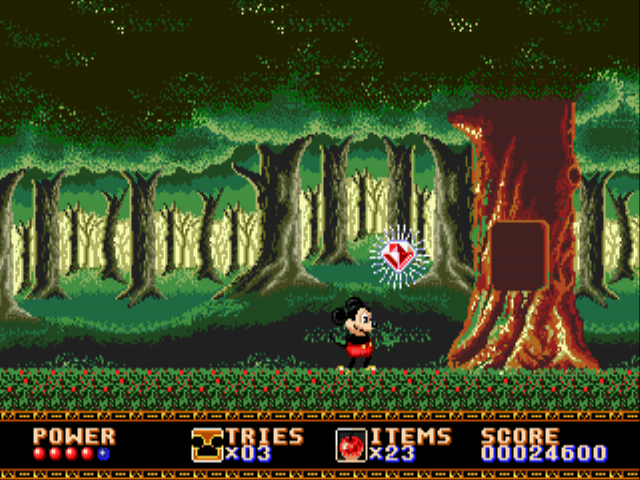 Play Castle of Illusion Starring Mickey Mouse Online