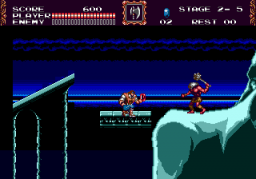 Play Castlevania – Bloodlines Online