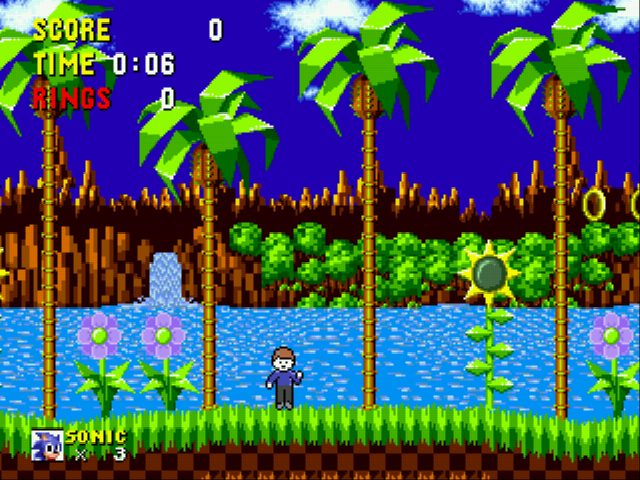 Play Chip McCallahan in Sonic the Hedgehog Online