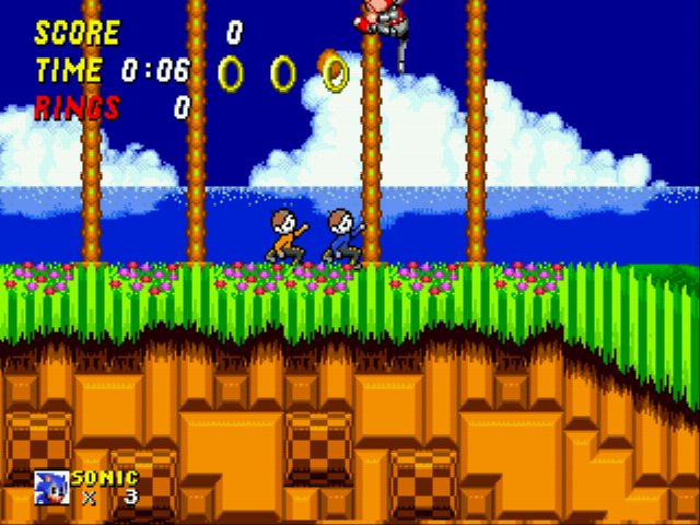 Play Chip McCallahan in Sonic the Hedgehog 2 Online