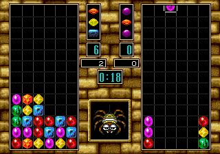 Play Columns III – Taiketsu! Columns World Online