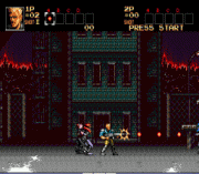 Play Contra – Hard Corps (Russian) Online