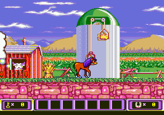 Play Crystal's Pony Tale Online