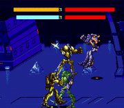 Play Cyborg Justice Online