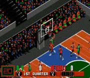 Play David Robinson Basketball Online