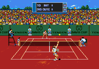 Play Davis Cup World Tour (July 1993) Online