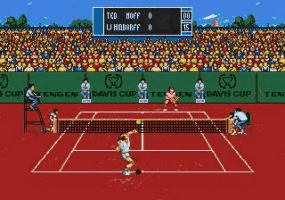 Play Davis Cup World Tour Tennis Online