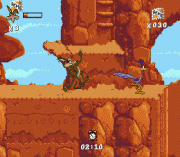 Play Desert Demolition Starring Road Runner and Wile E. Coyote Online