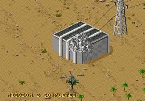 Play Desert Strike Online
