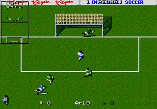 Play Dino Dini's Soccer Online