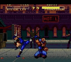 Play Double Dragon 5 Online