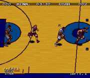 Play Double Dribble – Playoff Edition Online