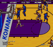 Play Double Dribble – The Playoff Edition Online