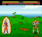 Play Dragon Ball Z (English) Online