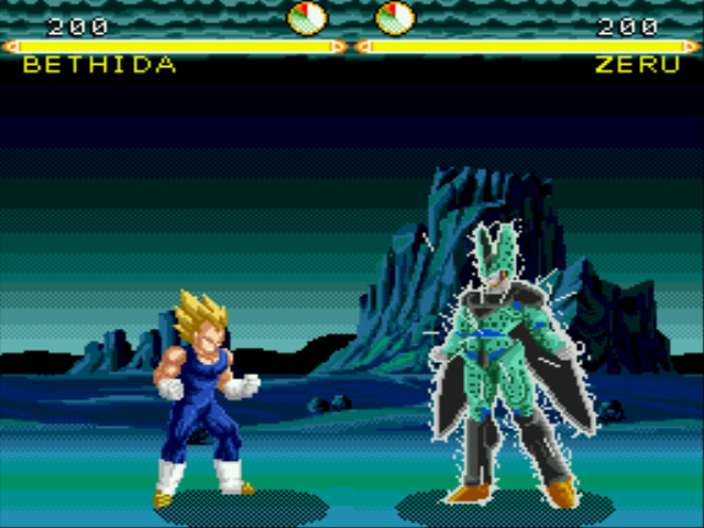 Play Dragon Ball Z – Final Bout Online