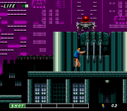 Play ESWAT – City Under Siege Online