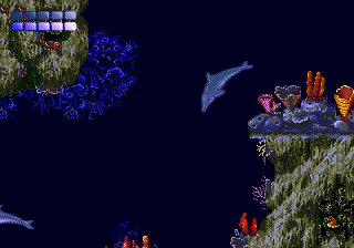 Play Ecco the Dolphin Online