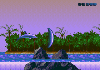 Play Ecco the Dolphin II Online