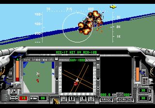 Play F-15 Strike Eagle II Online