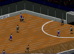 Play FIFA Soccer 2000 Gold Edition Online