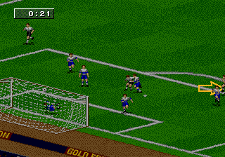 Play FIFA Soccer 97 Online