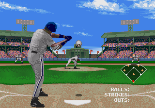 Play Frank Thomas Big Hurt Baseball Online