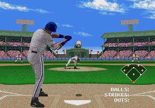 Play Frank Thomas Big Hurt Baseball Online