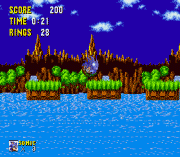 Play Frayda the Fox (Sonic 1 hack demo) Online
