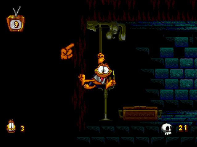 Play Garfield  – Caught in the Act Online