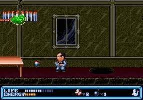 Play Ghostbusters Online Sega Genesis Classic Games Online