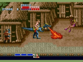 Play Golden Axe Online