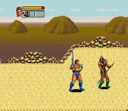 Play Golden Axe III Online