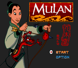 Play Hua Mu Lan – Mulan Online