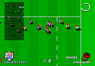 Play International Rugby Online