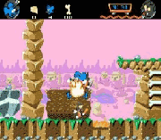 Play Itchy and Scratchy (Beta) Online
